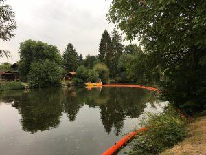 Uferreinigen